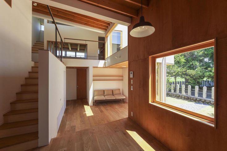 Casa en Toin / Kazuki Moroe Architects