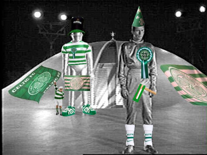 Klaatu barada nikto from big Gort and all the Bhoys at the Interplanetary CSC. Our planet comes to a standstill when the Celts are on the telly (We can do the same to yours of we want to).