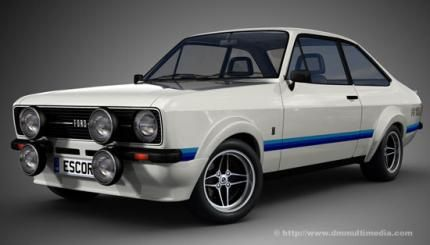 Ford Escort RS1800 Mk2
