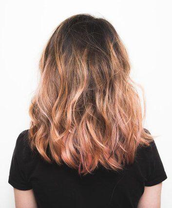 C'est décidé! L'année prochaine je serai blonde-fraise ;) Le blond fraise: la nouvelle couleur vedette (PHOTOS)