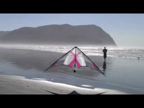 2010 Kymera in Seaside (sport | stunt kite prototype)