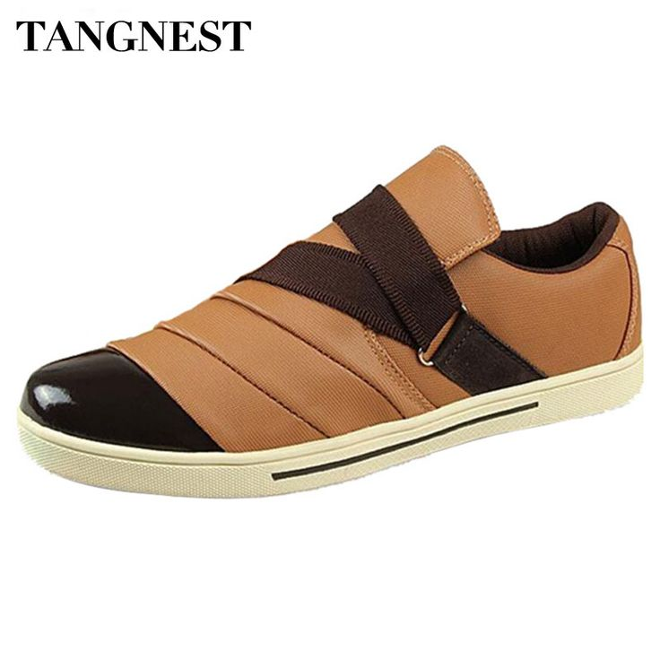 $$$ This is great forTangnest Men's Casual Shoes Fashion Spring Autumn Patchwork Loafers Male Slip-on Canvas Flats PU Leather Men Shoe Size39-44 R113Tangnest Men's Casual Shoes Fashion Spring Autumn Patchwork Loafers Male Slip-on Canvas Flats PU Leather Men Shoe Size39-44 R113best recommended for yo...Cleck Hot Deals >>> http://id708645329.cloudns.hopto.me/1631252056.html images