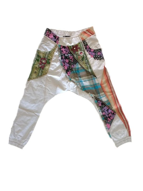 Harem pants. Street wear. For your lovely summer days: www.cladu.fi