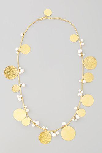 Van Der Straeten Pastilles Necklace, $1,460, available at Neiman Marcus.