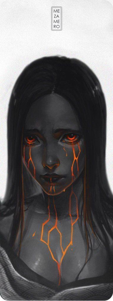 Digital Art - Alyssa from Perriweathers