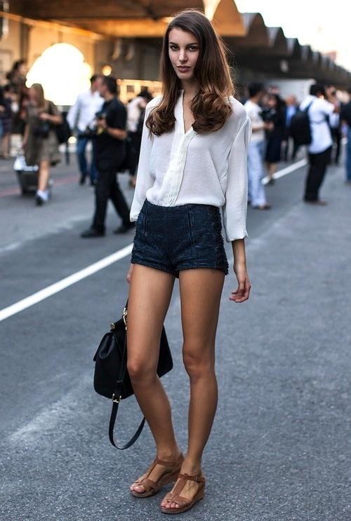 Model Street Style Tumblr Street Style Pinterest Model Street Style Summer And Style