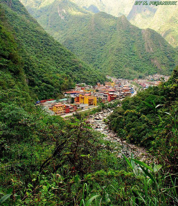 Peru nº 089 -  Aguas Calientes, Cusco