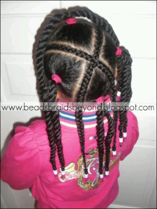 Nigerian Children Hairstyles Custom 77 Best Children Hair Styles Images On Pinterest  Girls Hairdos