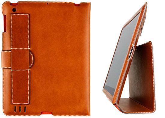 Vaccheta leather iPad case $300