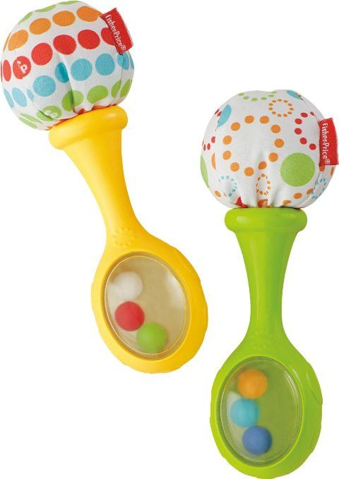Fisher-Price Rattle 'n Rock Maracas Musical