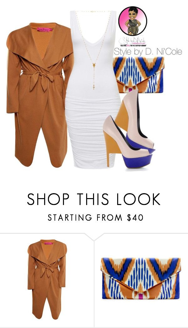 """""""Untitled #2584"""" by stylebydnicole ❤ liked on Polyvore featuring Boohoo, Zara, Ruthie Davis and Natalie B"""