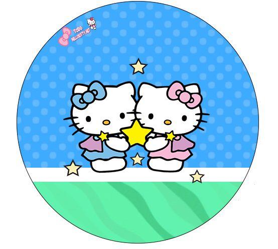 Para compartir con nuestras fans de Todo Hello Kitty, les dejamos estos modelos de etiquetas circulares y rectangulares con las figuras de nuestra amada gatita. Son seis modelos de etiquetasde Hel…