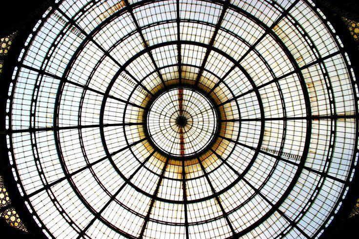 EyeBall  Galleria Vittorio Emanuele II  Milan, Italy