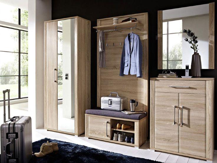 Оптимальная расстановка мебели в прихожей