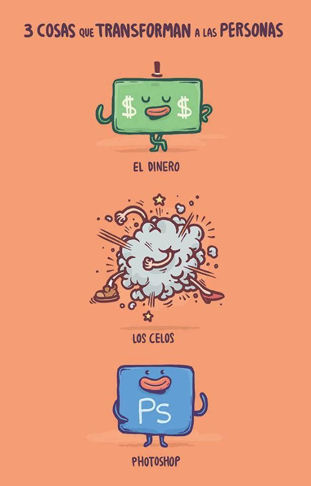 Tres cosas que transforman las personas. #frases