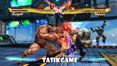 Street Fighter X Tekken PC Game Download Gratis