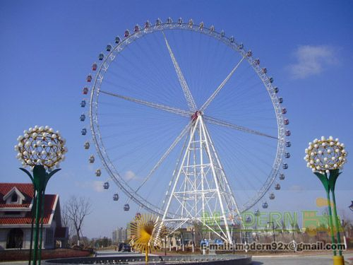 Quality Ferris Wheel For Sale Amusement Rides With Reasonable Price E-mail:modern92x@gmail.com