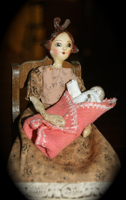 17 Best Images About Baby Dolls On Pinterest Wooden