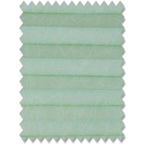 Crush SPC Peppermint Pleated Blind
