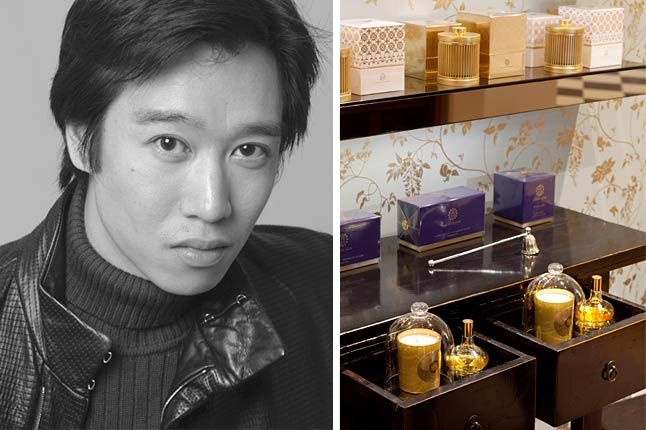 Christopher Chong, Creative Director   Amouage