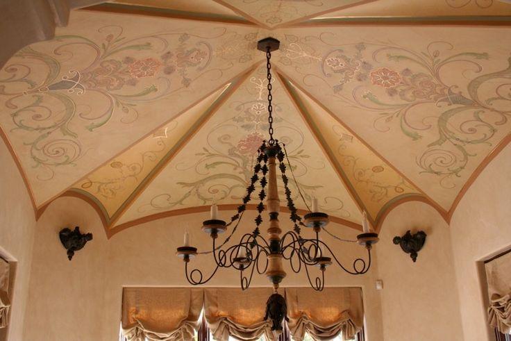 17 best images about groin vault ceilings on pinterest for Karen linder interior designs