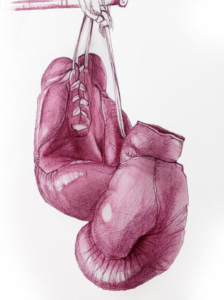 Pink boxing gloves images