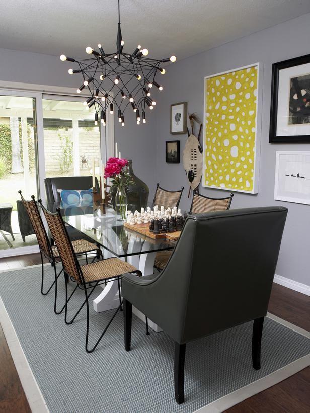 Eclectic | Living Rooms | Cortney and Robert Novogratz : Designer Portfolio : HGTV - Home & Garden Television