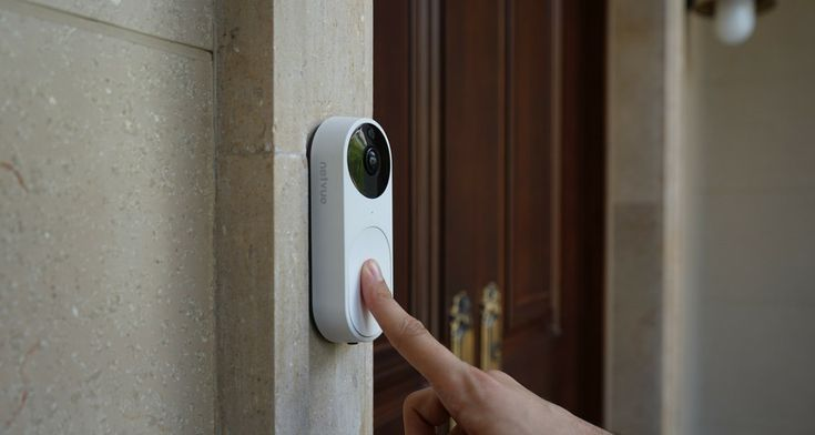 Netvue Belle – A Smart Doorbell That Talks To Visitors