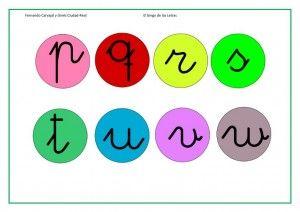 lectoescritura el bingo de las letras_15: Lectoescritura 1º, Lectoescritura Constructivista, Joc Lectoescriptura, Lectoescritura El