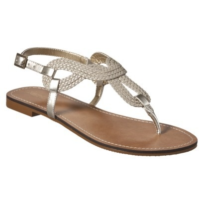 Who's excited for SUMMER??Shoes, Style, Braids Flats, Braids Sandals, Target, Flat Sandals, Emelin Sandals, Flats Sandals, Women Merona