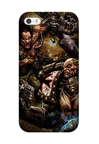 Exquisite Game Warhammer 40K Pattern Hard Phone Case Cover Protector Gifts for Iphone 5C Design by [Renee Cook]. Tips:Original design by [Renee Cook], Choose seller [Renee Cook], The original pattern will be more clear. it give your device a best protection and prevents scratches. The precise cut-outs and opening of the case has ample slots for the charging lightning cable, earphones and speakers. Hard Plastic (PC) case with matte color and rubberized coating for better grip. All port are...