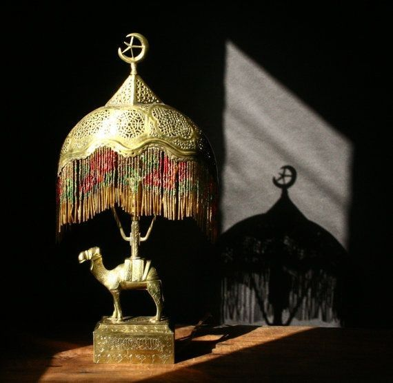 Pin By Deborah Servitto On Cool Camels Brass Lamp Lamp Vintage Brass