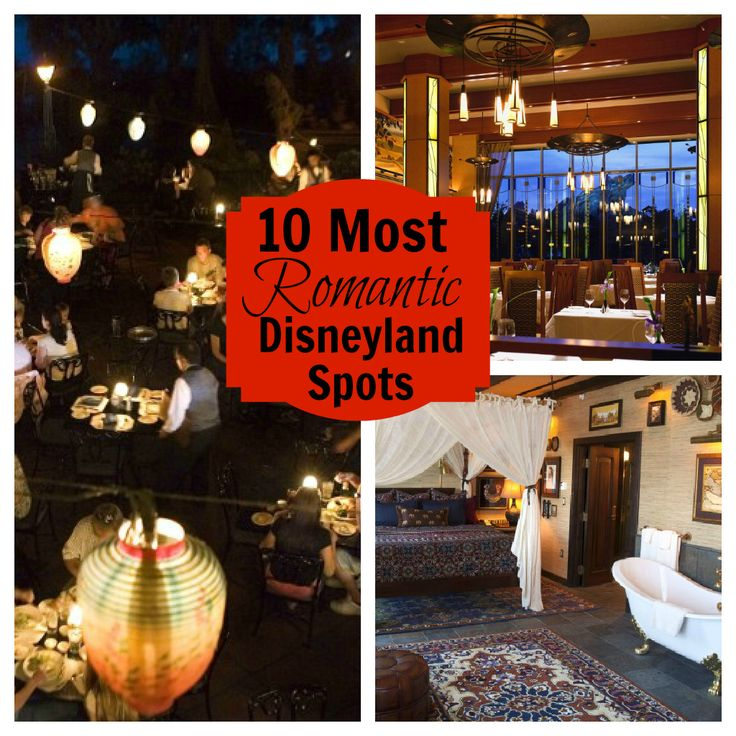 10 Most Romantic Things to Do in Disneyland! Aww! one day hopefully we can do at least some of these things