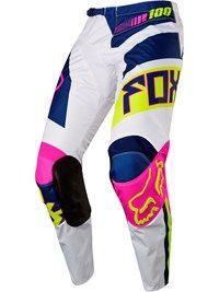 Fox Navy White 2017 180 Falcon Kids Mx Pant Fox Racing Fox Motocross Motocross Pants