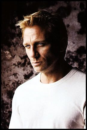 Yes, indeedy, Mr. D. I think I can find a place for you in one of my books. Daniel Craig FTW