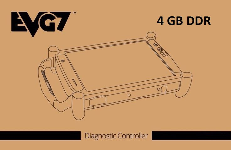 www.OBD2Buy.com EVG7 Diagnostic Controller Tablet PC 4GB DDR