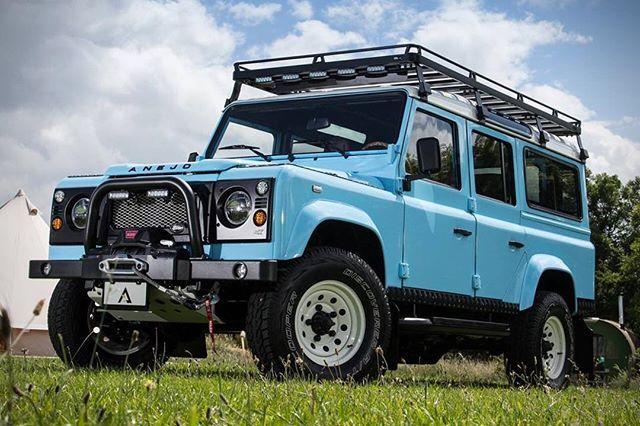 Land Rover Defender 110 Añejo