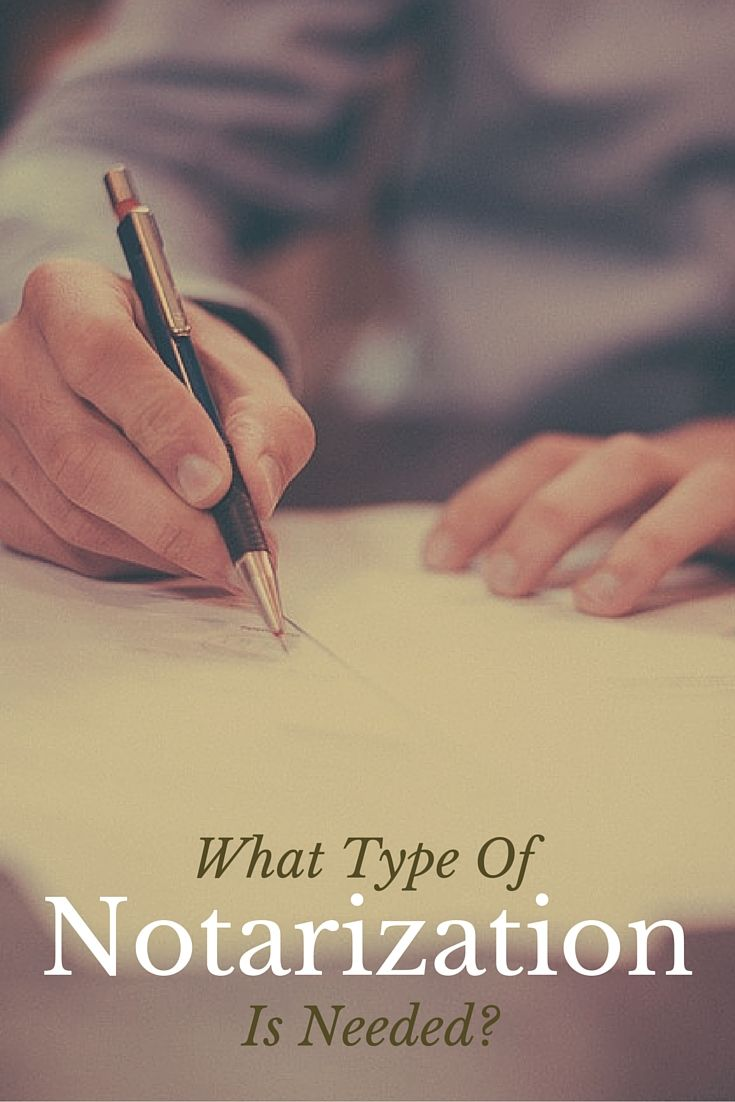 Determine what notarial act is required without providing unauthorized legal advice.