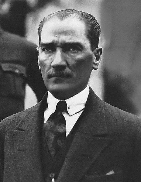 Mustafa Kemal Ataturk - Founder of the republic of Turkey