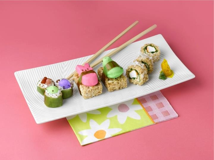 cute sushi idea for the kids