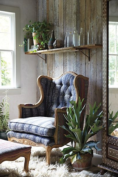 Embroidered Kaili Armchair - anthropologie.com #anthrofave