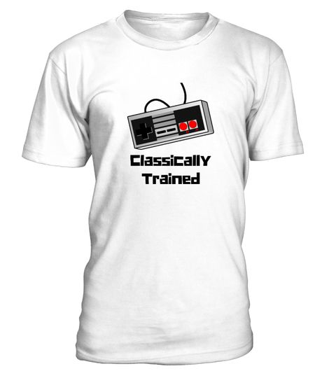 """# Classically Trained  Video Games T-Shirt .  Special Offer, not available anywhere else!      Available in a variety of styles and colors      Buy yours now before it is too late!      Secured payment via Visa / Mastercard / Amex / PayPal / iDeal      How to place an order            Choose the model from the drop-down menu      Click on """"Buy it now""""      Choose the size and the quantity      Add your delivery address and bank details      And that's it!"""
