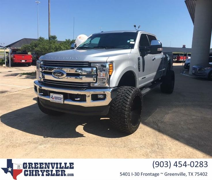 2017 F250 lariat 6.7L power stroke..... only 19k miles here at Greenville Chrysler.... this this is bad.... #greenvillechrysler #FordTrucks #Ram #LiftedTrucks #4x4 #TexasTrucks #TrucksForSale #Ramtrucks #GREENVILLE #Silversprings #Commerce #DallasTexas #UsedTrucksForSaleInThe #Jeep #Chevrolet #Dodge  https://deliverymaxx.com/DealerReviews.aspx?DealerCode=J122  #GreenvilleChrysler #trucksales #liftedtrucks #RockwallTexas #QuinlanTexas #GreenvilleChryslerJeepDodgeRam