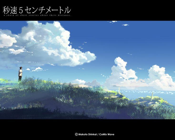 5 Centimeters Per Second | Minitokyo | Makoto Shinkai