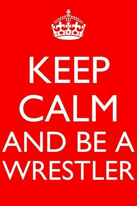 Love wrestling!