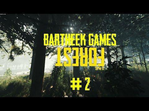 [# 2] Zagrajmy w : The Forest(PC) [1080p] - Jestę debilę