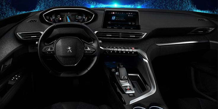 Discover the new #Peugeot i-Cockpit and feel its driving experience !