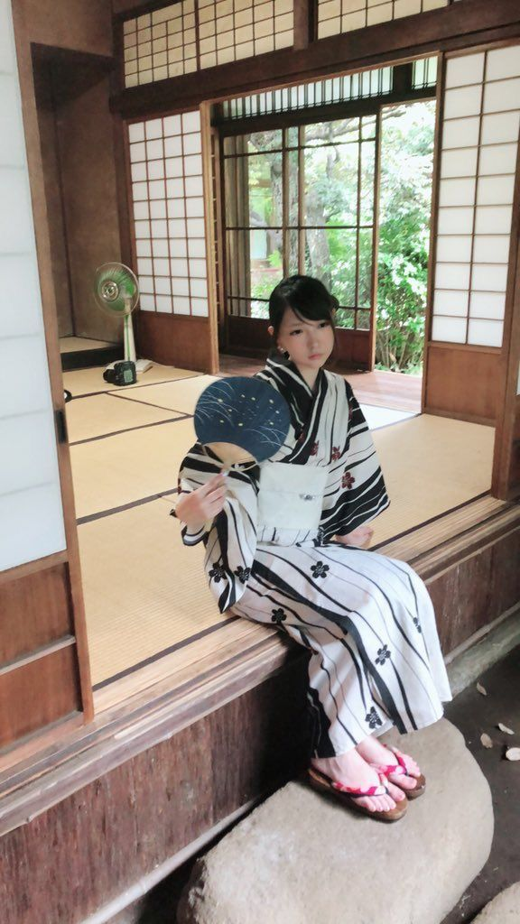 Japanische mädchen flirten