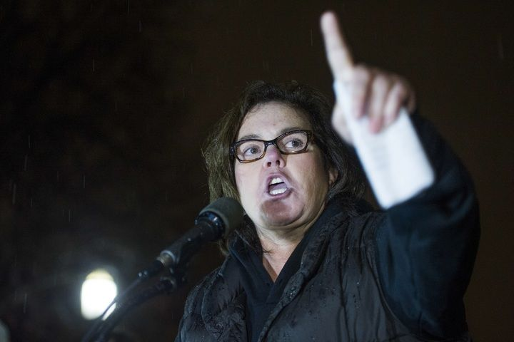 Rosie O'Donnell demands Sen. Collins 'ask for forgiveness' in unhinged rant about Americans getting tax cut