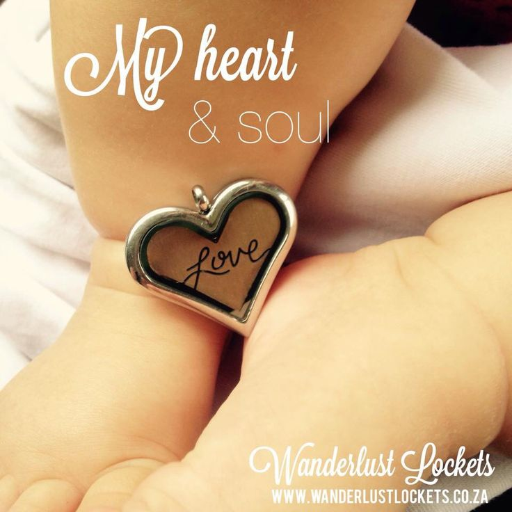 It's amazing how someone with such tiny toes can take up such a big part of your heart #baby #mom #wanderlustlockets #cherish #love